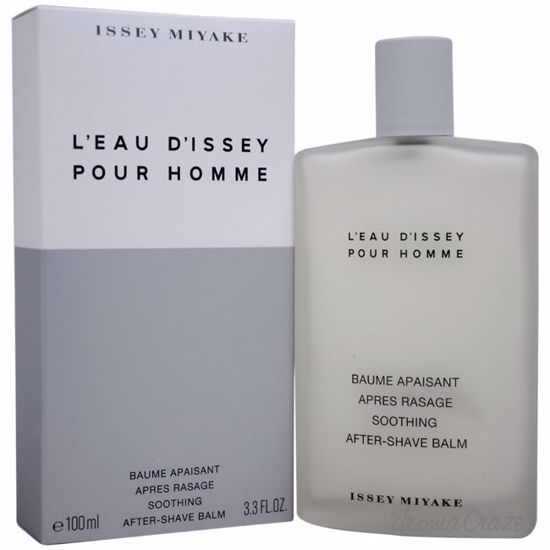 Issey Miyake L'eau D'issey After Shave Balm for Men 3.3 oz