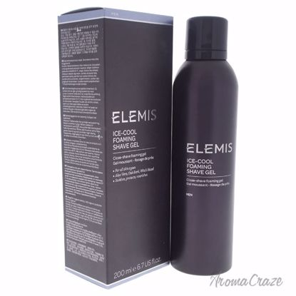 Elemis Ice-Cool Foaming Shave Gel for Men 6.7 oz