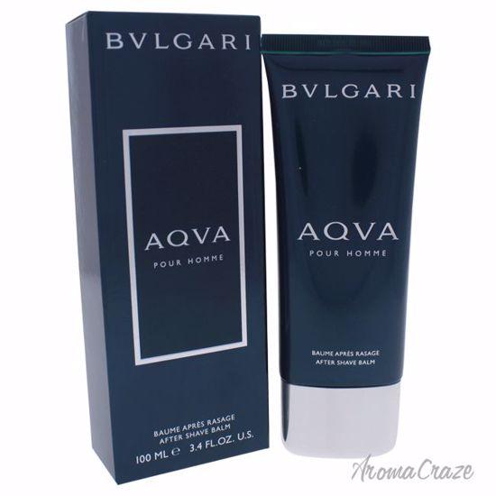 Bvlgari Aqva After Shave Balm for Men 3.4 oz