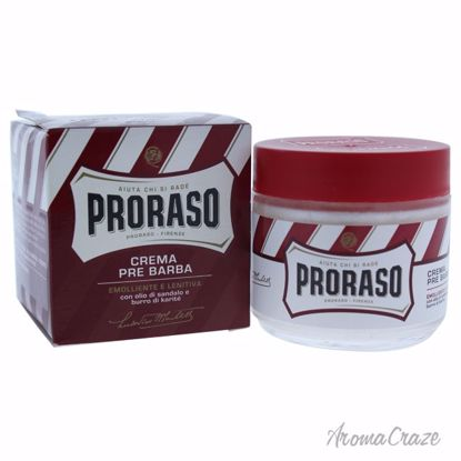 Proraso Emollient And Soothing Pre-Shave Cream With Sandalwo