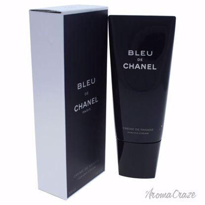 Chanel Bleu De Chanel Shaving Cream for Men 3.4 oz