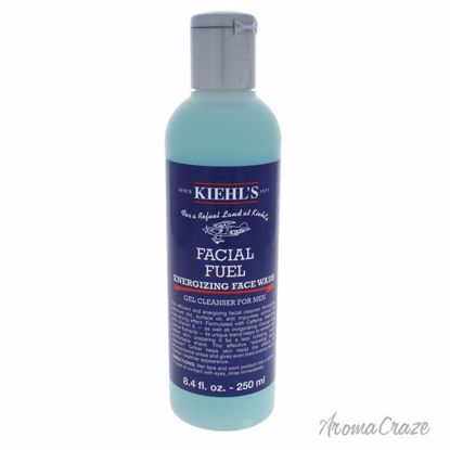 Kiehl's Facial Fuel Energizing Face Wash Gel Cleanser for Me