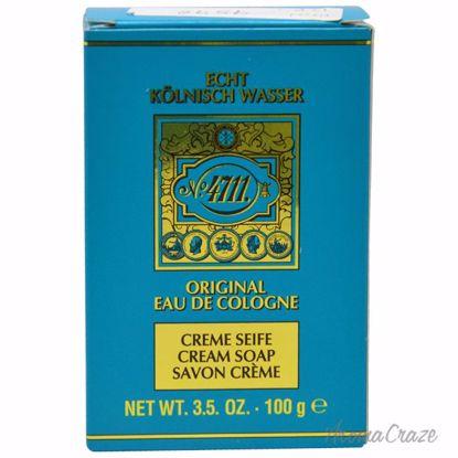 Muelhens 4711 Cream Soap Unisex 3.5 oz