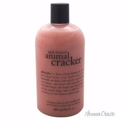 Philosophy Pink Frosted Animal Cracker Shampoo Bath & Shower