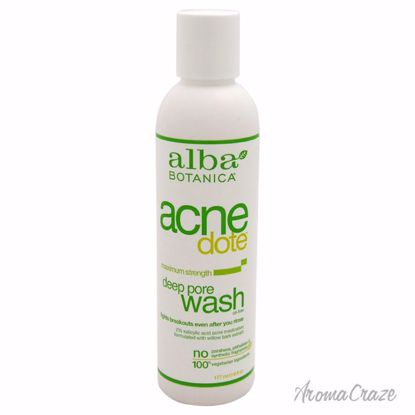 Alba Botanica Acne Dote Deep Pore Oil-Free Facial Wash Unise