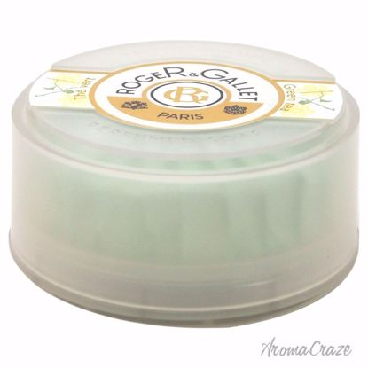 Roger & Gallet Green Tea Perfumed Soap with Case Unisex 3.5