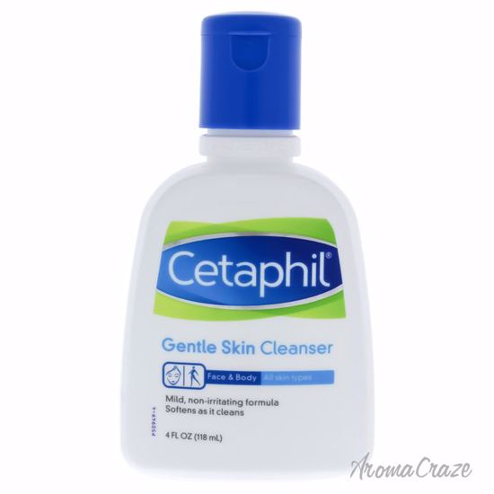 Cetaphil Gentle Skin Cleanser Unisex 4 oz - Face Care Products | Facial Care Products | All Natural Skin care | Best Anti Aging Skin Care Products | AromaCraze.com