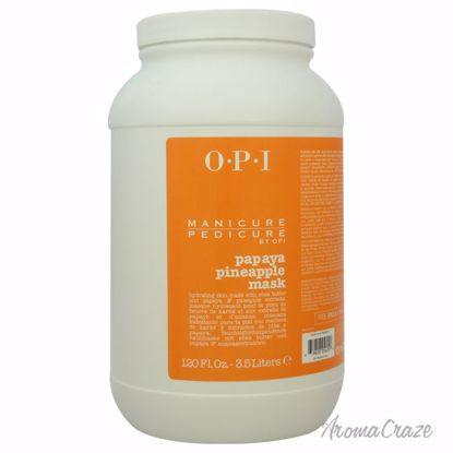 OPI Manicure Pedicure Papaya Pineapple Mask Unisex 120 oz - Face Care Products | Facial Care Products | All Natural Skin care | Best Anti Aging Skin Care Products | AromaCraze.com