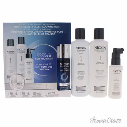 Nioxin System 1 Normal to Thin-Looking for Fine Hair Kit 5.0