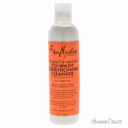 Shea Moisture Coconut & Hibiscus Co-Wash Conditioning Cleans