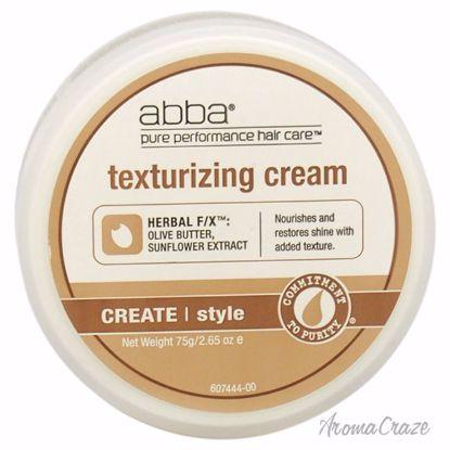 ABBA Texturizing Cream Unisex 2.65 oz