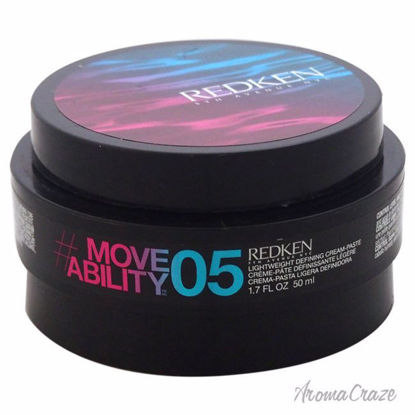 Redken Move Ability 05 Lightweight Defining Paste Cream Unis