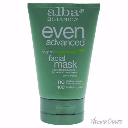 Alba Botanica Deep Sea Facial Mask Unisex 4 oz
