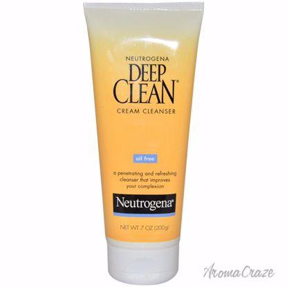 Neutrogena Deep Clean Cream Cleanser Unisex 7 oz