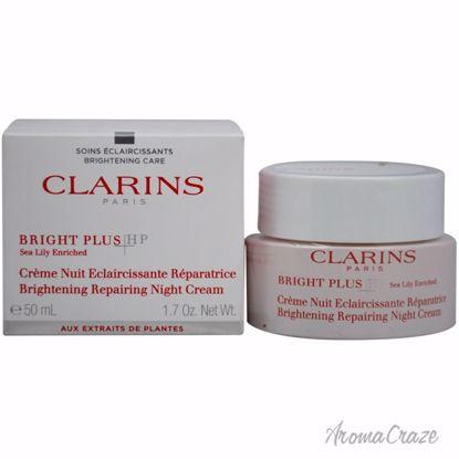 Clarins Bright Plus HP Brightening Repairing Night Cream Uni