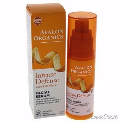 Avalon Organics Vitamin C Renewal Vitality Facial Serum Unis