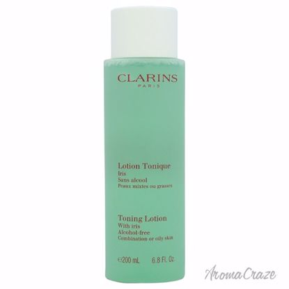 Clarins Toning Lotion With Iris Combination or Oily Skin (Te