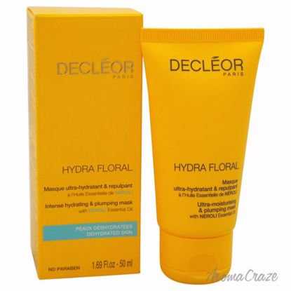 Decleor Hydra Floral Intense Hydrating & Plumping Mask Unisex 1.69 oz - Face Care Products   Facial Care Products   All Natural Skin care   Best Anti Aging Skin Care Products   AromaCraze.com