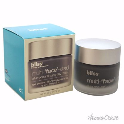Bliss Multi-Face-eted All-In-One Anti-Aging Clay Mask Unisex
