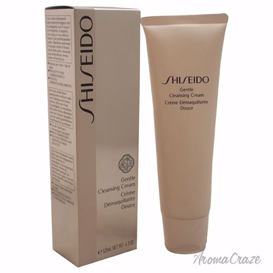 Shiseido Gentle Cleansing Cream Unisex 4.3 oz - Face Care Products   Facial Care Products   All Natural Skin care   Best Anti Aging Skin Care Products   AromaCraze.com