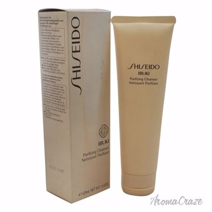 Shiseido IBUKI Purifying Cleanser Unisex 4.4 oz