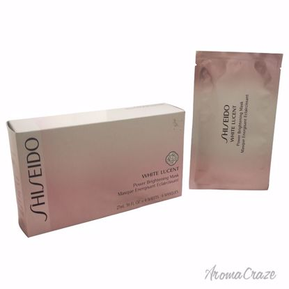 Shiseido White Lucent Power Brightening Mask Unisex 6 x 0.91