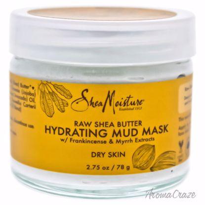 Shea Moisture Raw Shea Butter Hydrating Mud Mask Unisex 2.75