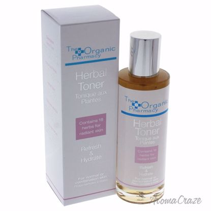 The Organic Pharmacy Herbal Toner Refresh & Hydrate Normal t