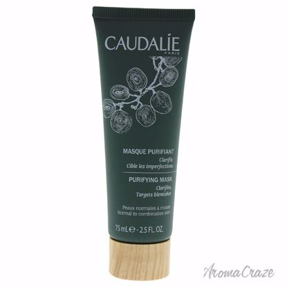 Caudalie Purifying Mask Clarifies Targets Blemishes Normal t