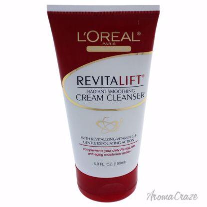 L'Oreal Paris Revitalift Radiant Smoothing Cream Cleanser Un