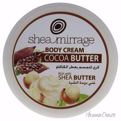 Shea Mirrage Body Cream Cocoa Butter Cream Unisex 3.38 oz