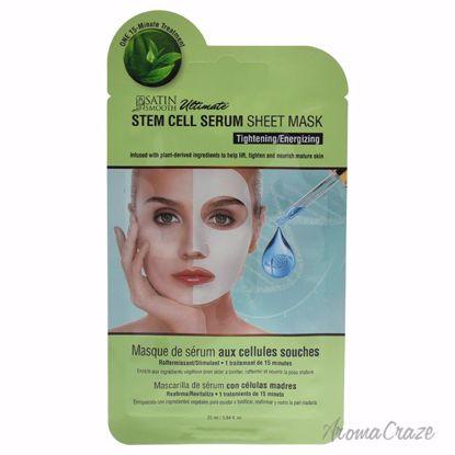 Satin Smooth Stem Cell Serum Sheet Mask Unisex 0.84 oz