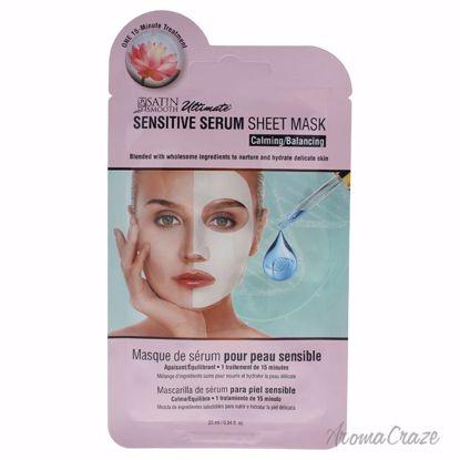 Satin Smooth Sensitive Serum Sheet Mask Unisex 0.84 oz