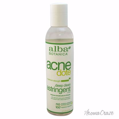Alba Botanica Acnedote Deep Clean Astringent Facial Wash for