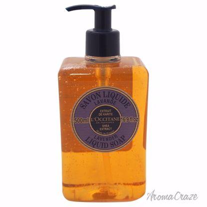 L'Occitane Shea Butter Lavender Liquid Soap for Women 16.9 o