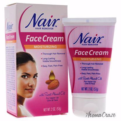 Nair Moisturizing Face Cream For Upper Lip Chin And Face Hai
