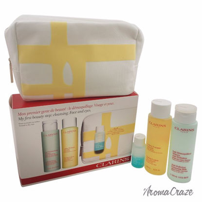 Clarins My First Beauty Step Cleansing Face and Eyes Normal
