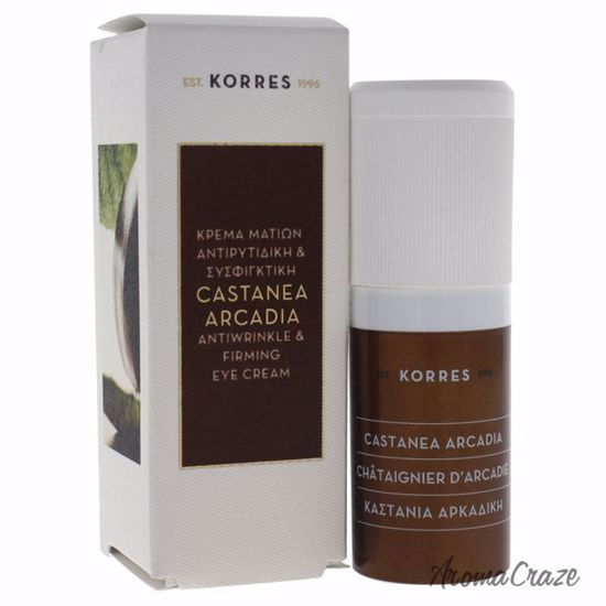 Korres Castanea Arcadia Antiwrinkle & Firming Eye Cream for