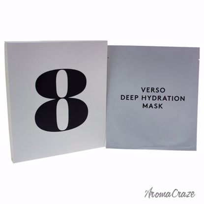 Verso Skincare Deep Hydration Mask for Women 4 x 0.88 oz