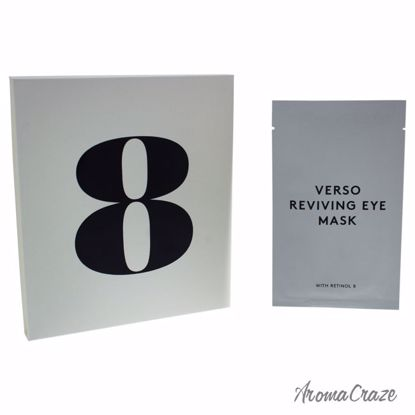 Verso Skincare Reviving Eye Mask for Women 4 x 1 oz