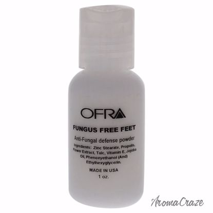 Ofra Fungus Free Feet Cream for Women 1 oz