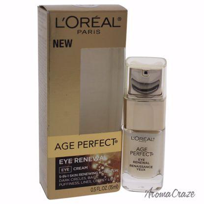 L'Oreal Paris Age Perfect Eye Renewal Eye Cream for Women 0.