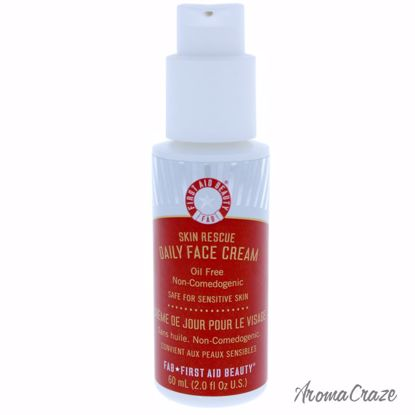 First Aid Beauty Skin Rescue Daily Soap Face Cream for Women