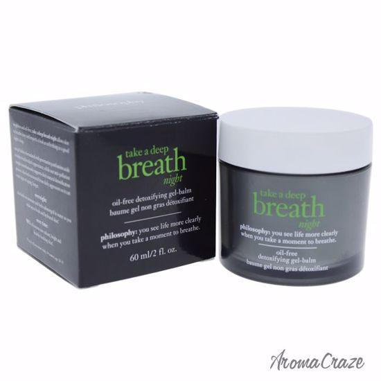 Philosophy Take a Deep Breath Night Cream for Women 2 oz