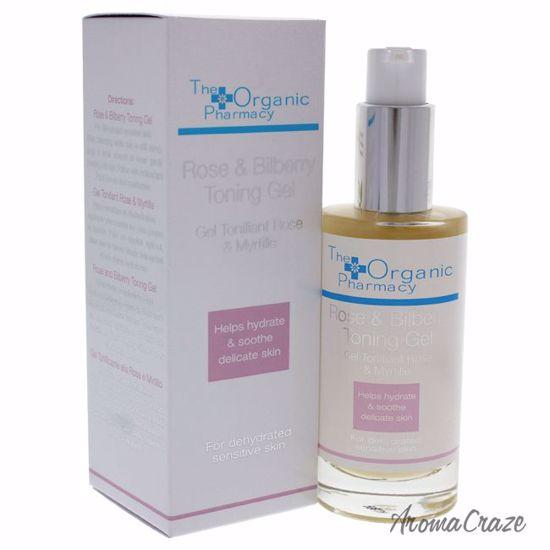 The Organic Pharmacy Rose & Bilberry Toning Gel for Women 1.