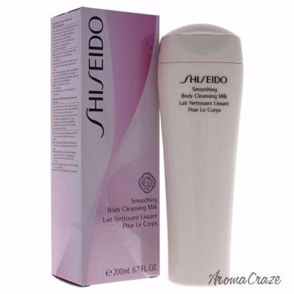Shiseido Smoothing Body Cleansing Milk Cleanser for Women 6.