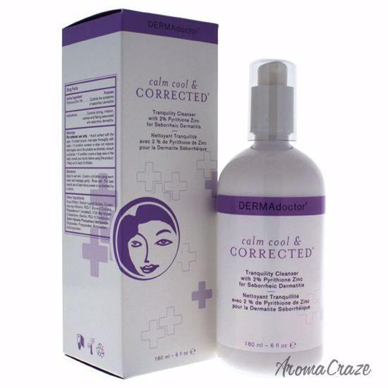 DERMAdoctor Calm Cool & Corrected Tranquility Cleanser for W