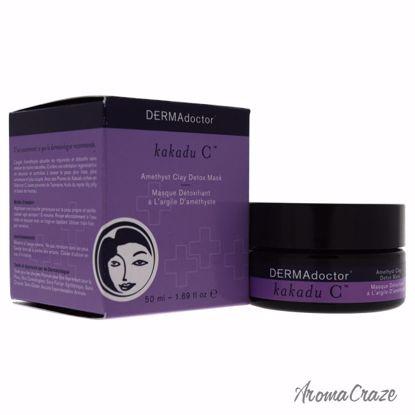 DERMAdoctor Kakadu C Amethyst Clay Detox Mask for Women 1.69