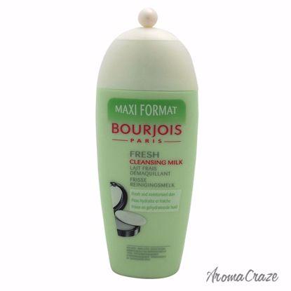 Bourjois Maxi Format Fresh Cleansing Milk for Women 8.4 oz