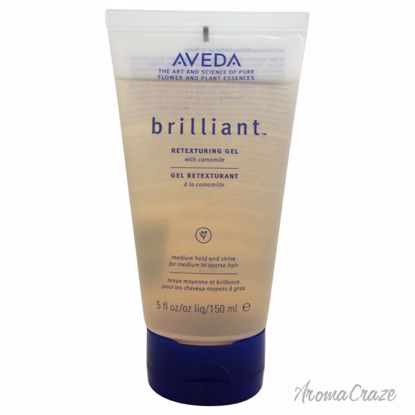 Aveda Brilliant Retexturing Gel Unisex 5 oz - Hair Styling Products | Hair Styling Cream | Hair Spray | Hair Styling Products For Men | Hair Styling Products For Women | Hair Care Products | AromaCraze.com